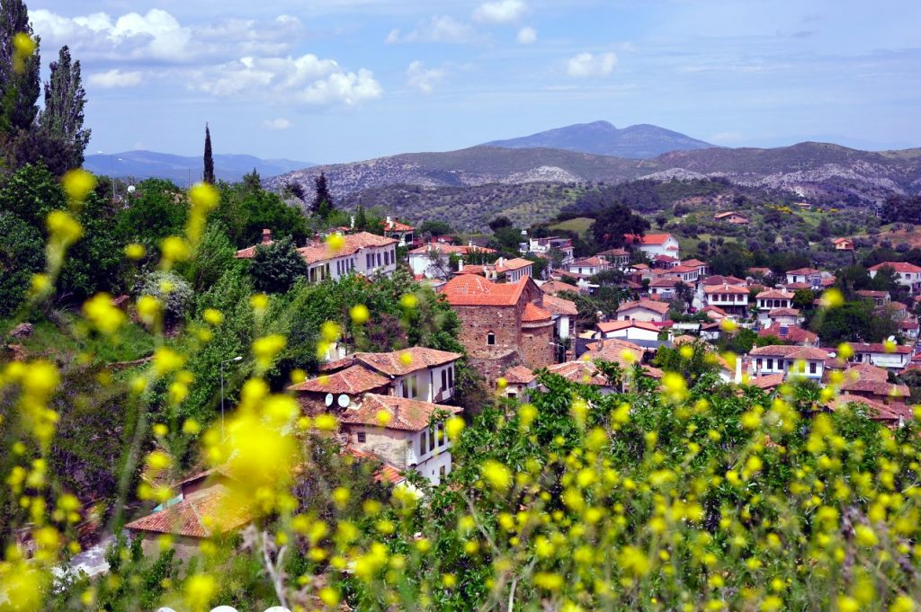 Sirince greek village selcuk