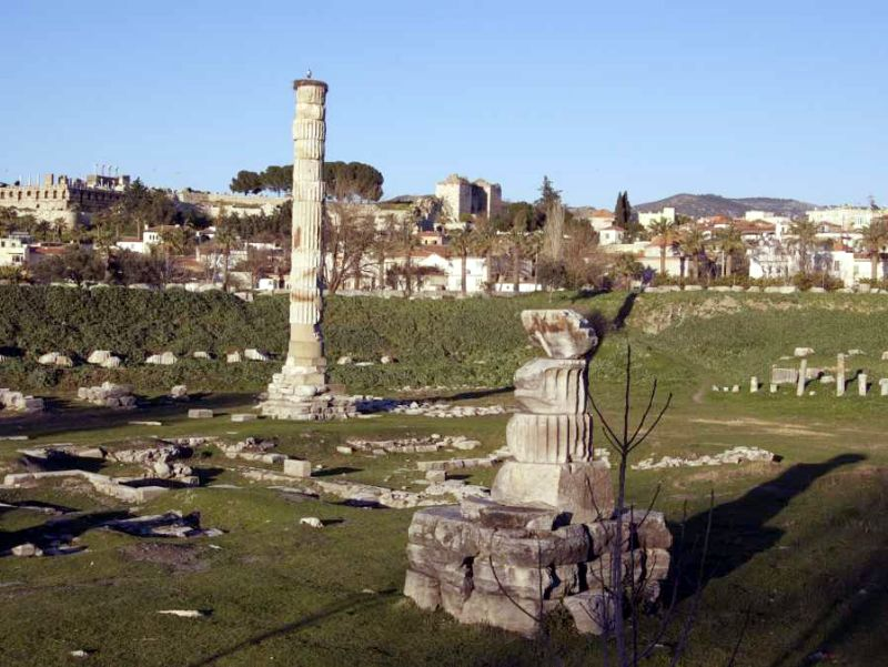 temple of artemis selcuk
