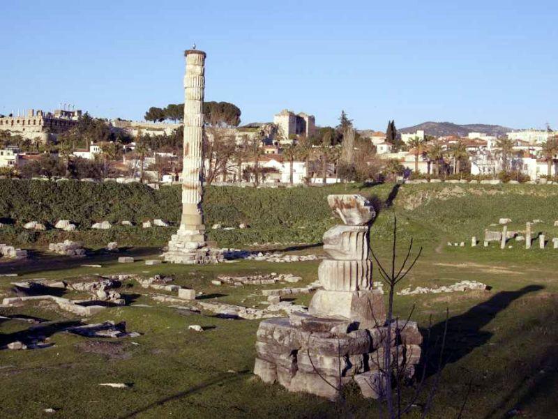 temple of artemis selcuk