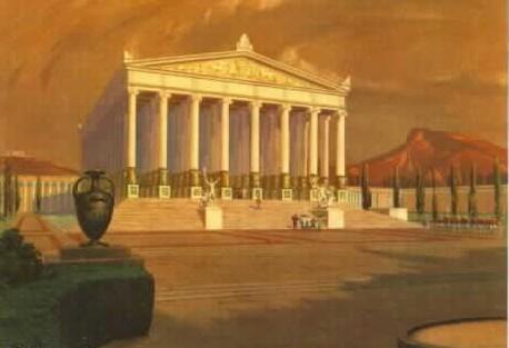 temple of artemis Ephesus Ancient city