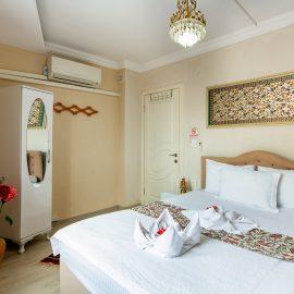 Selcuk Ephesus Palace Hotel Double Room